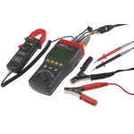RS PRO Battery Tester 6V to 60V Lead Acid