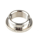 Lapp M25 → M20 Cable Gland Adapter, Nickel Plated Brass