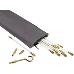 HellermannTyton Glass Fibre Reinforced Plastic (GRP) Cable Rod Set