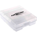 Ansmann Battery Box for 4 AA, AAA batteries