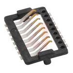 AVX, 9258 Male 8 Way Battery Connector, Surface Mount