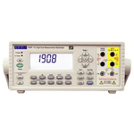 Aim-TTi 1908 Bench Digital Multimeter, With RS Calibration