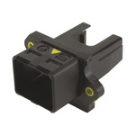 HARTING, HARTING PushPull Power Connector Cable Mount Socket, 3P, Crimp Termination, 16A, 250 V