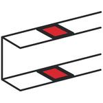 Legrand End Cap Miniature PVC