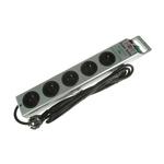brennenstuhl 2.5m 5 Socket Type E - French Extension Lead, 230 V
