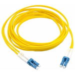 COMMSCOPE OS2 Single Mode Fibre Optic Cable LC to LC 9/125μm 10m