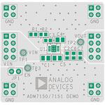 Analog Devices ADM7151CP-02-EVALZ Linear Regulator for ADM7151
