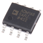 Analog Devices ADM1485ARZ Line Transceiver, 8-Pin SOIC