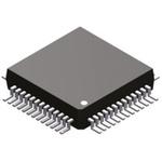 Analog Devices ADUC845BSZ62-5, 8bit 8051 Microcontroller, ADuC8, 12.58MHz, 62 kB Flash, 52-Pin MQFP