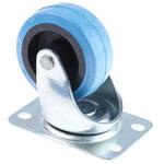 Flexello Swivel Swivel Castor, 27kg Load Capacity, 50mm Wheel Diameter