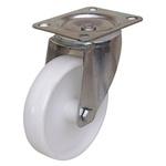 Guitel point m Swivel Castor Wheel 200mm Wheel Diameter