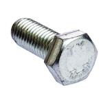Clear Passivated, Zinc Steel Hex M12 x 30mm Set Screw