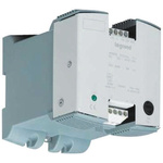 Legrand Linear DIN Rail Panel Mount Power Supply 24V dc Output Voltage, 2.5A Output Current, 60W