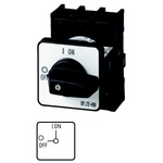 Eaton, 3P 3 Position Rotary Switch, 690V ac, 25A