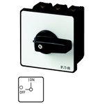 Eaton, 3P 2 Position Rotary Switch, 690V ac, 63A