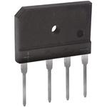 Diodes Inc GBJ1006-F, Bridge Rectifier, 10A 600V, 4-Pin GBJ