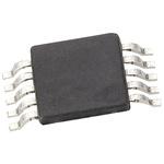 Analog Devices, DAC Quad 8 bit-, 167ksps, ±1%FSR Serial (SPI/QSPI/Microwire), 10-Pin MSOP