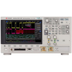 Keysight Technologies 3000T X-Series Bench Mixed Signal Oscilloscope, 1GHz, 2 Channels With UKAS Calibration