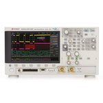 Keysight Technologies DSOX3032A Bench Digital Storage Oscilloscope, 350MHz, 2 Channels With UKAS Calibration