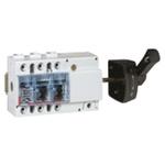 Legrand 4 Pole DIN Rail Non Fused Isolator Switch - 125 A Maximum Current, IP55