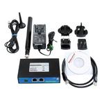Robustel Modem Router, Cellular, Ethernet, WLAN Connection, 1 (WAN), 2 (LAN) or 1 (LAN) ports 112/10 (TDD LTE) Mbit/s,