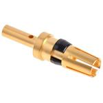 ERNI DIN 41612 , Straight , Female Enickel, Gold , Beryllium Copper , DIN Connector Contact