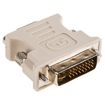 RS PRO DVI-I Male to D-sub, 15-Pin Female Network Adapter