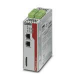 Phoenix Contact FL mGuard Series VPN Firewall, 2 ports - RJ45 Connections, 10/100Mbit/s Transmission Speed DIN Rail