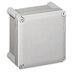 Legrand Atlantic, Polycarbonate Wall Box, IP66, 81mm x 140 mm x 85 mm