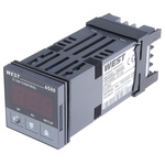 West Instruments N6500 PID Temperature Controller, 48 x 48 (1/16 DIN)mm, 1 Output Relay, 24 → 48 V ac/dc Supply