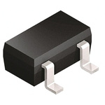 Diodes Inc Dual Switching Diode, Common Cathode, 3-Pin SOT-23 MMBD3004C-7-F