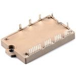 Fuji Electric 6MBP50VBA-120-50 3 Phase Smart Power Module, 50 A 1200 V, 24-Pin P 626, PCB Mount