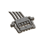 Molex Pico-Lock OTS 15131 Series Number Wire to Board Cable Assembly 1 Row, 4 Way 1 Row 4 Way, 100mm