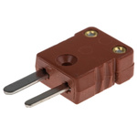 RS PRO Universal Thermocouple Connector for use with Type J Thermocouple Type J, Miniature