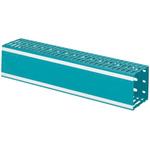 Legrand LINA 25 Blue Slotted Panel Trunking - Open Slot, W40 mm x D40mm, L2m, PVC