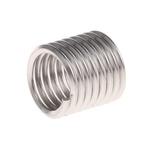 Recoil Thread Repair Insert, 1/4-28 UNF, Drill Size 6.7mm