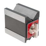 RS PRO Magnetic Prisma en V, 12 → 60mm Capacity