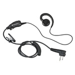 Earpiece for CLS1110 Two-Way Radio, CLS1410 Two-Way Radio, CP110 Display On-Site Two-Way Radio, CP110 Portable Two-Way