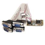 Startech 4 Port Mini PCI Serial Board
