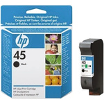 Hewlett Packard 45 Black Ink Cartridge