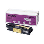Brother TN-6300 Black Toner Cartridge, Brother Compatible