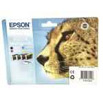 Epson T0715 Black, Cyan, Magenta, Yellow Ink Cartridge