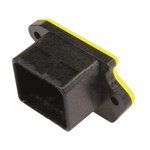 Harting, HARTING Push Pull Variant 4 RJ45 Housing for use with Vertical RJ Jack