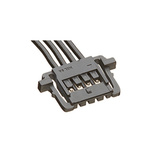Molex Pico-Lock OTS 15132 Series Number Wire to Board Cable Assembly 1 Row, 4 Way 1 Row 4 Way, 300mm