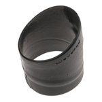 TE Connectivity Heat Shrink Boot, Black x 36.6mm Length, 202A1 Series