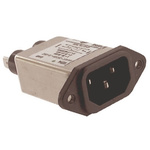 TE Connectivity EMI Filter - 50.3mm Length, 10 A, 250 V ac