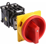 Eaton 6 Pole Panel Mount Non Fused Isolator Switch - 20 A Maximum Current, 6.5 kW Power Rating, IP65