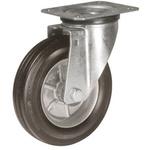 LAG Swivel Swivel Castor, 60kg Load Capacity, 80mm Wheel Diameter