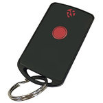 RF Solutions 1 Button Remote Control Fob, FOBBER-8T1, 869.5MHz