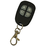 RF Solutions Remote Control Fob, LINCOLN-4t4, 433MHz